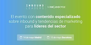Inbound Leaders Madrid (8ª Edición)