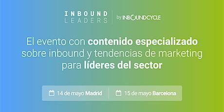 Inbound Leaders Madrid (8ª Edición) tickets