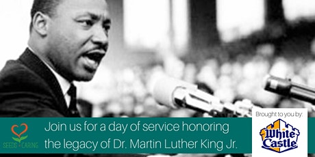 MLK Day of Service Sponsored by White Castle tickets