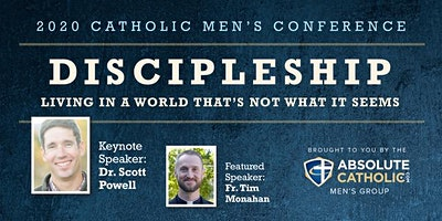DISCIPLESHIP - Living In A World That's Not What It Seems