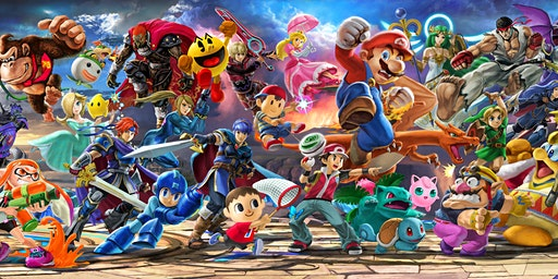 2nd Annual Hunter's Public House Smash Brothers Tournament