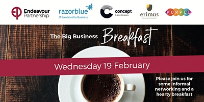 The Big Business Breakfast