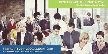 BEST Growth Hub Business Show 2020 tickets