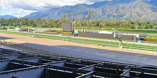Live Racing at Santa Anita - Loge Box Seats