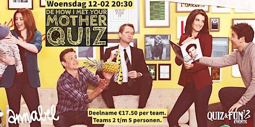 De How i Met Your Mother Quiz | Rotterdam