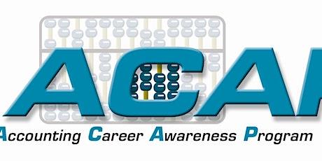 2020 ACAP Applicant Interviews tickets