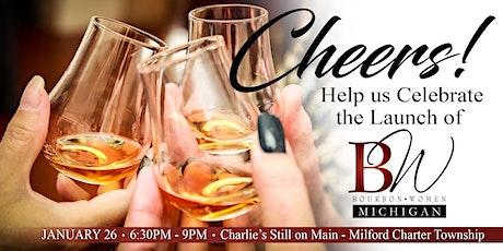 Bourbon Women Michigan Launch Celebration tickets