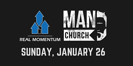 Man Church- Real Momentum tickets