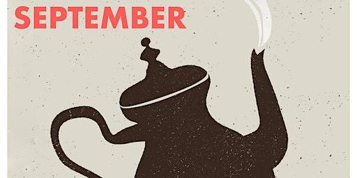 JENNY PUT THE KETTLE ON - Sunday 20th September