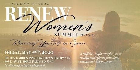 Renew Women's Summit- Renewing Yourself IN Grace tickets