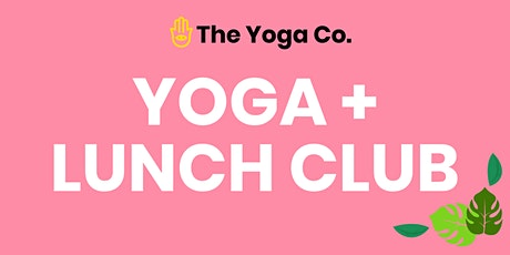 The Yoga Co. - 5th APRIL tickets