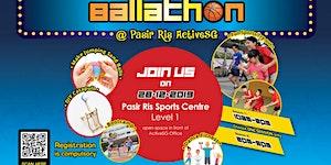 Festive Supreme Ballathon @ Pasir Ris ActiveSG (pls...