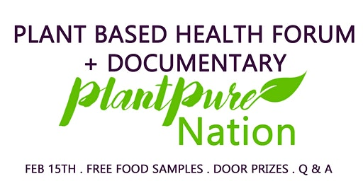Plant Pure Nation Film Screening