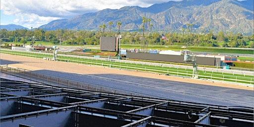 Live Racing at Santa Anita - Loge Box Seats