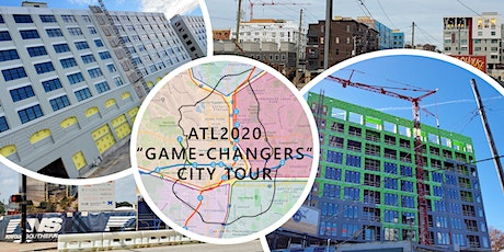 """""""Game-Changers"""" City Tour: North Atlanta tickets"""