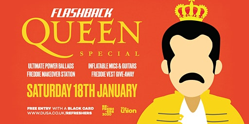 2019/20 Flashback Queen Special (Saturday 18 January 2020)