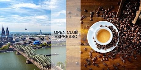 Open Club Espresso (Köln) – September Tickets