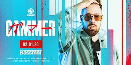 Gammer at Bassmnt Saturday 2/1 tickets