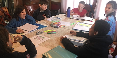 Creative Writing for Homeschoolers, 10 and up in Jamaica Plain tickets