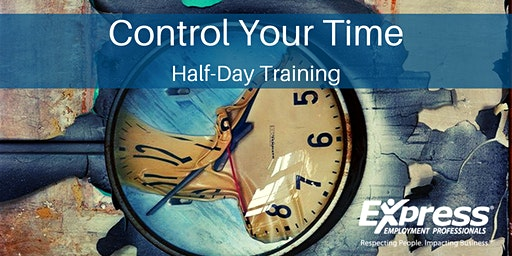Control Your Time: Half-Day Training