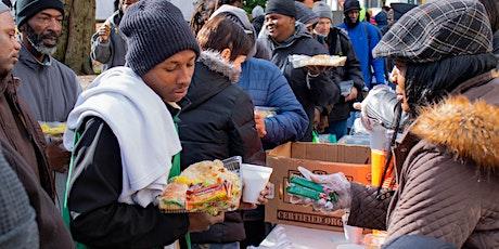 Atlanta Food Distribution Volunteering tickets