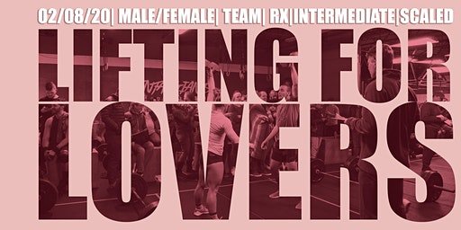 7th Annual Lifting for Lovers