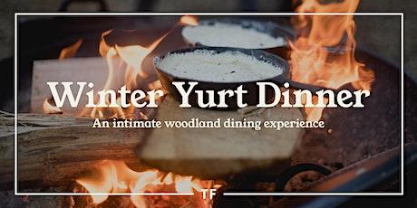 Tops'l Farm Winter Raclette Dinner biglietti