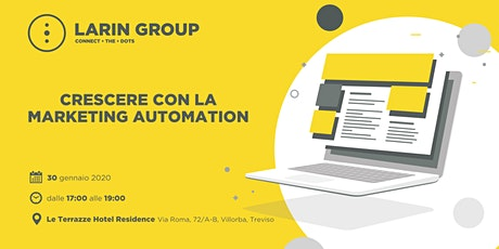 Crescere con la Marketing Automation biglietti