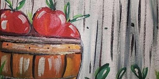 Painting & Pints: Apple Picking