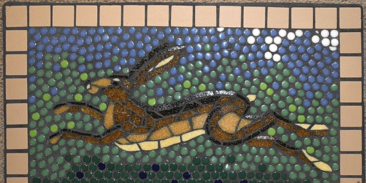 Fen Mosaic Hare weekend (EWC 2806)