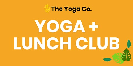 The Yoga Co. 5th JULY tickets