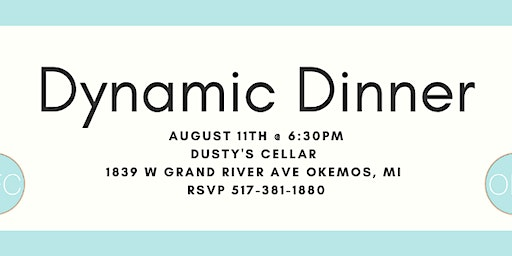 Dynamic Dinner with Okemos Family Chiropractic