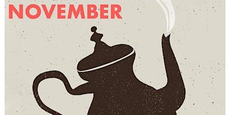 JENNY PUT THE KETTLE ON - Sunday 15th Novemeber tickets