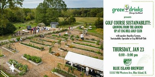 Golf Course Sustainability-Growing From the Ground Up at Cog Hill Golf Club