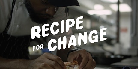 Recipe for Change 2020 tickets
