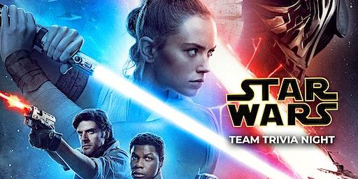Star Wars Team Trivia