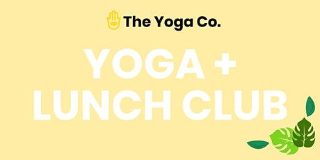 The Yoga Co. 6th SEPTEMBER tickets