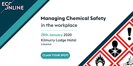 Free Workshop Limerick : Managing Chemical Safety in the Workplace tickets