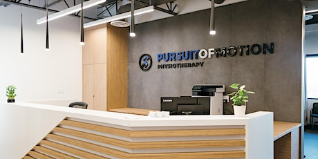 Pursuit of Motion Physiotherapy- Grand Opening  tickets