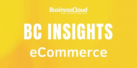 BC Insights: eCommerce tickets
