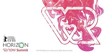EFM VR NOW Summit 2020 tickets