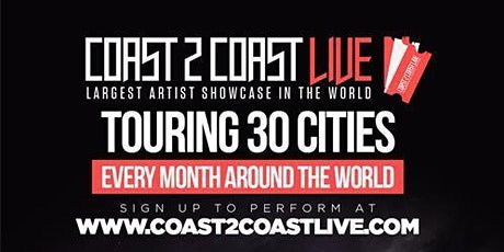 Coast 2 Coast LIVE | Toronto 3/29/20 tickets