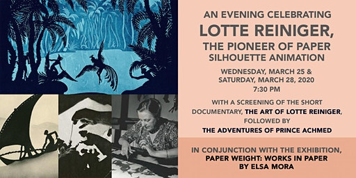 Celebrating Lotte Reiniger: The pioneer of paper silhouette animation
