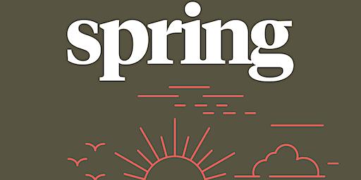 Spring Workshop - transformational and inspiring for St Helens