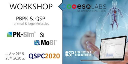 QSPC2020: PBPK & QSP with PK-Sim & MoBi (OSP Suite)