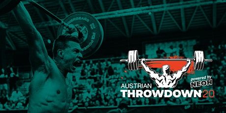 Austrian Throwdown 2021 Tickets