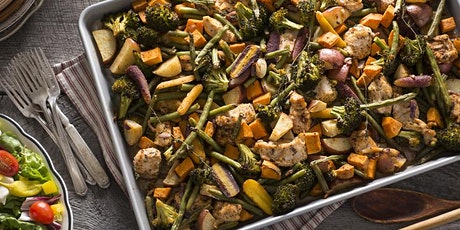 Sheet Pan Dinners Cooking Demo  tickets