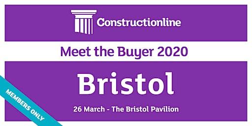 Bristol Constructionline Meet the Buyer 2020