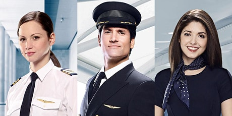 CAE Pilot and Cabin Crew Career Day - Madrid tickets
