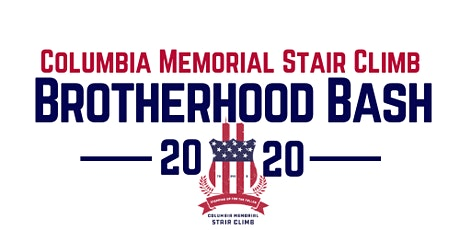 POSTPONED- 2020 Columbia Memorial Stair Climb Brotherhood Bash tickets